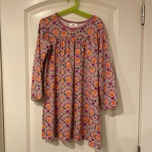 Hanna Andersson girls dress size 130